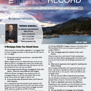 2-page print newsletter real estate agent operations realtor marketing 1