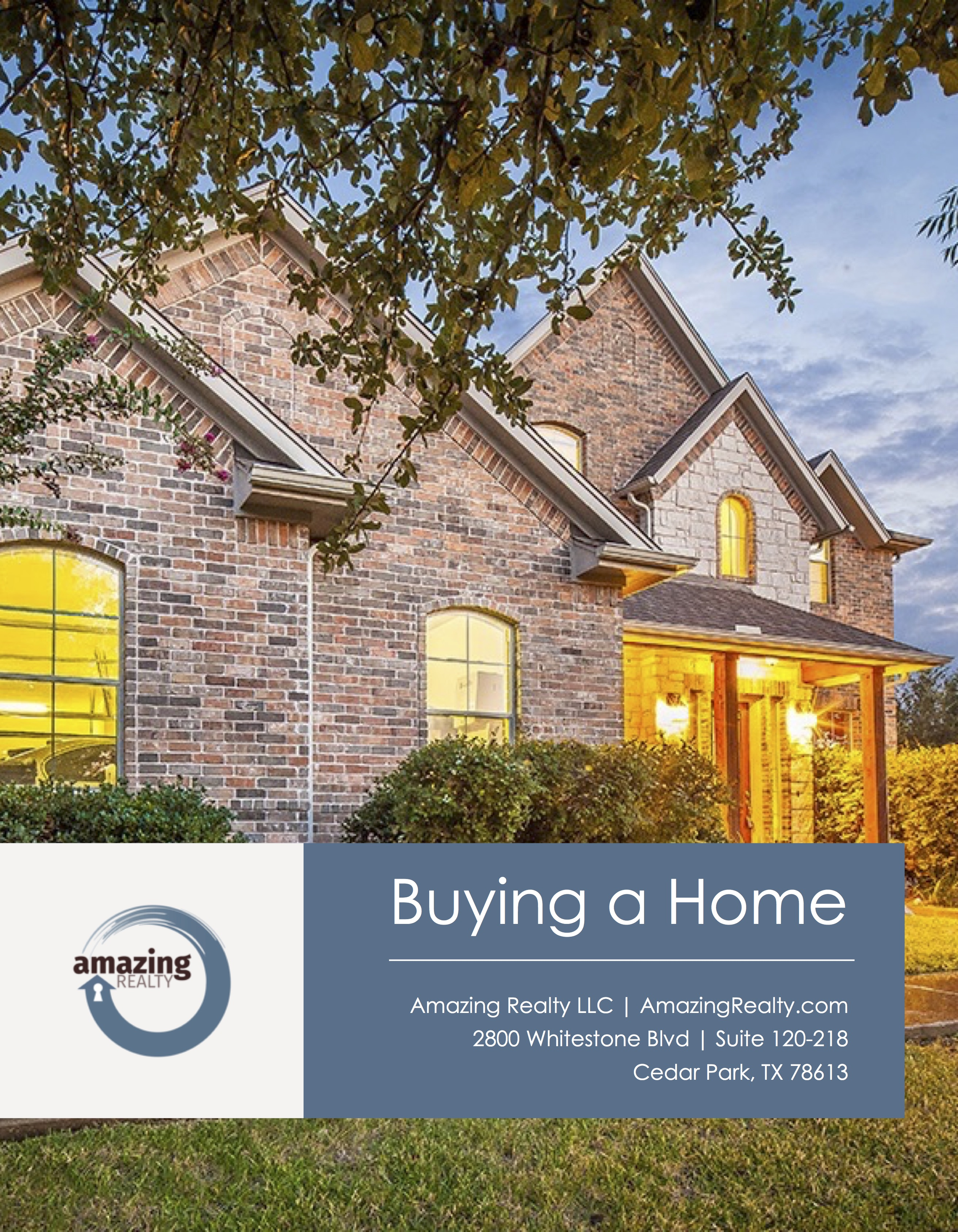 Buyer Package - Amazing Realty by Agent Operations