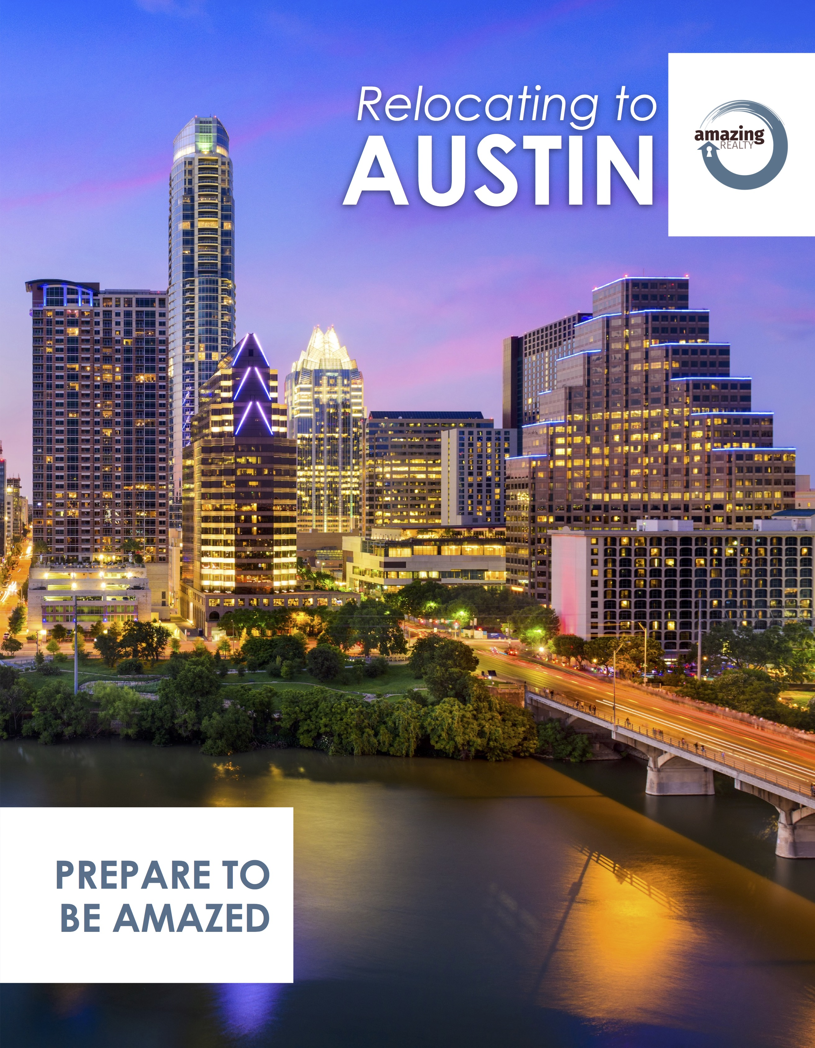 Relocating to Austin Brochure - Amazing Realty by Agent Operations