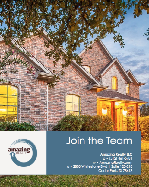 Amazing Realty Recruiting Package Agent Operations
