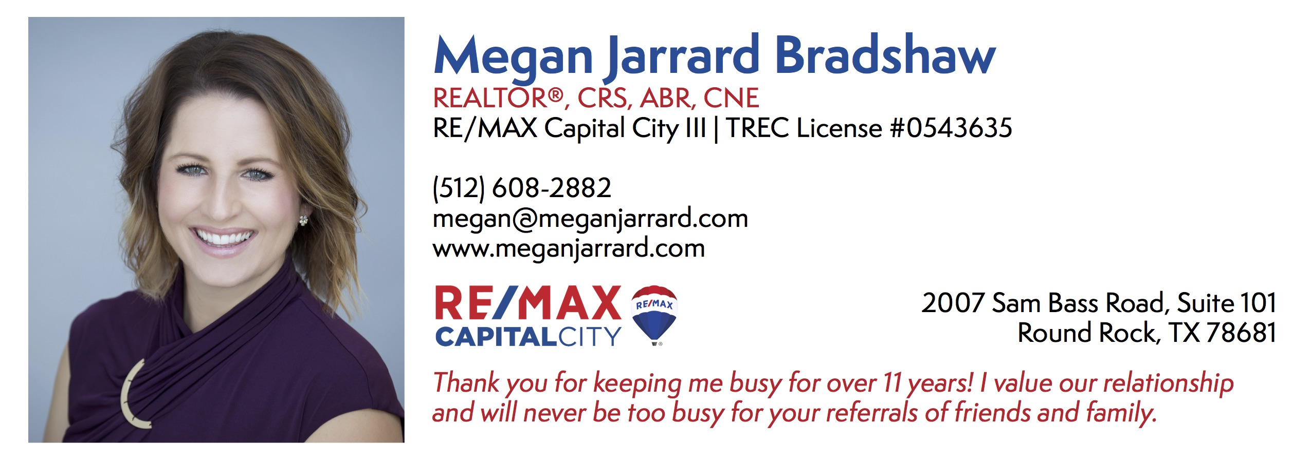 Customized REALTOR® email signatures RE/MAX Agent Operations