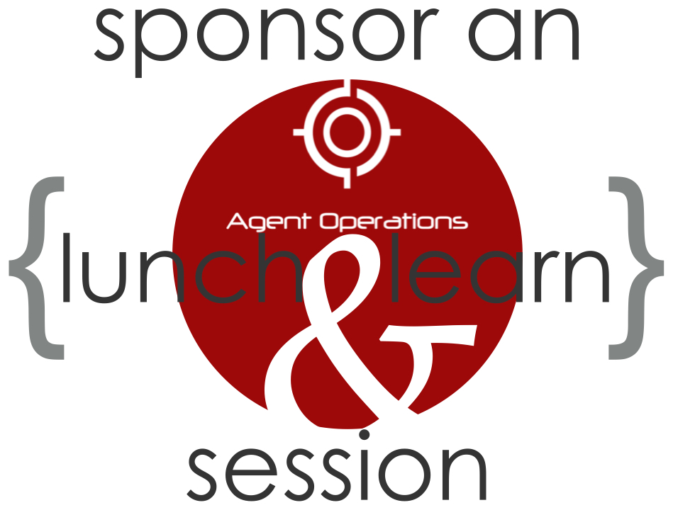 lunch and learn realtor sponsor sponsorship real estate agents