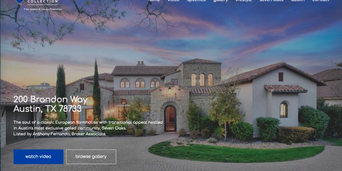 Single Property Website WordPress Real Estate Agent Operations Realtor Marketing Property Marketing