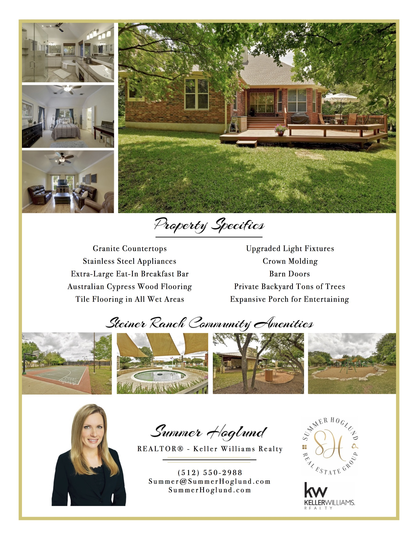 property marketing flyer real estate agents realtors agent operations1