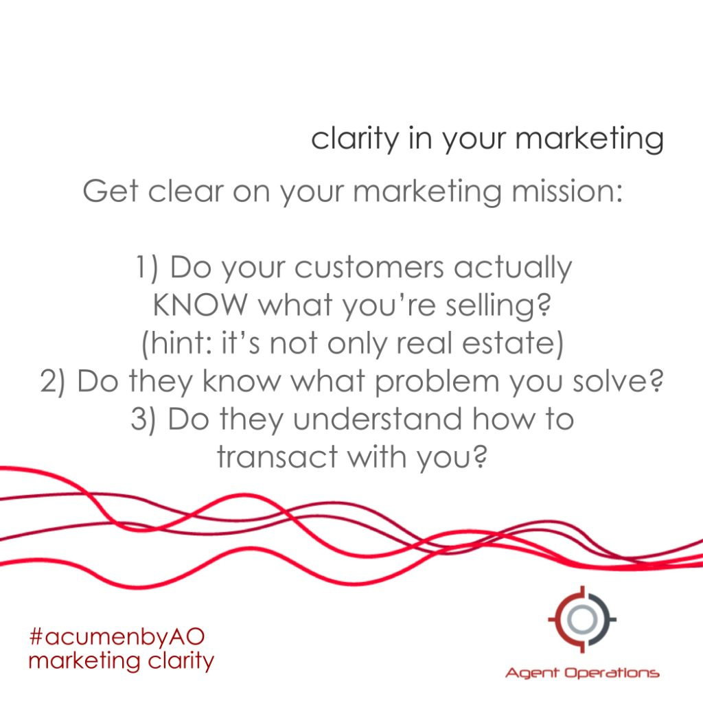 real estate marketing realtor marketing tips agent operations