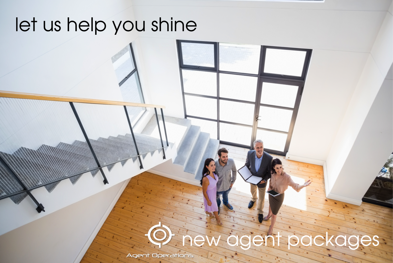 New Agent Package Product Image - Agent Operations Real Estate Marketing Firm REALTOR Marketing Ideas Branding