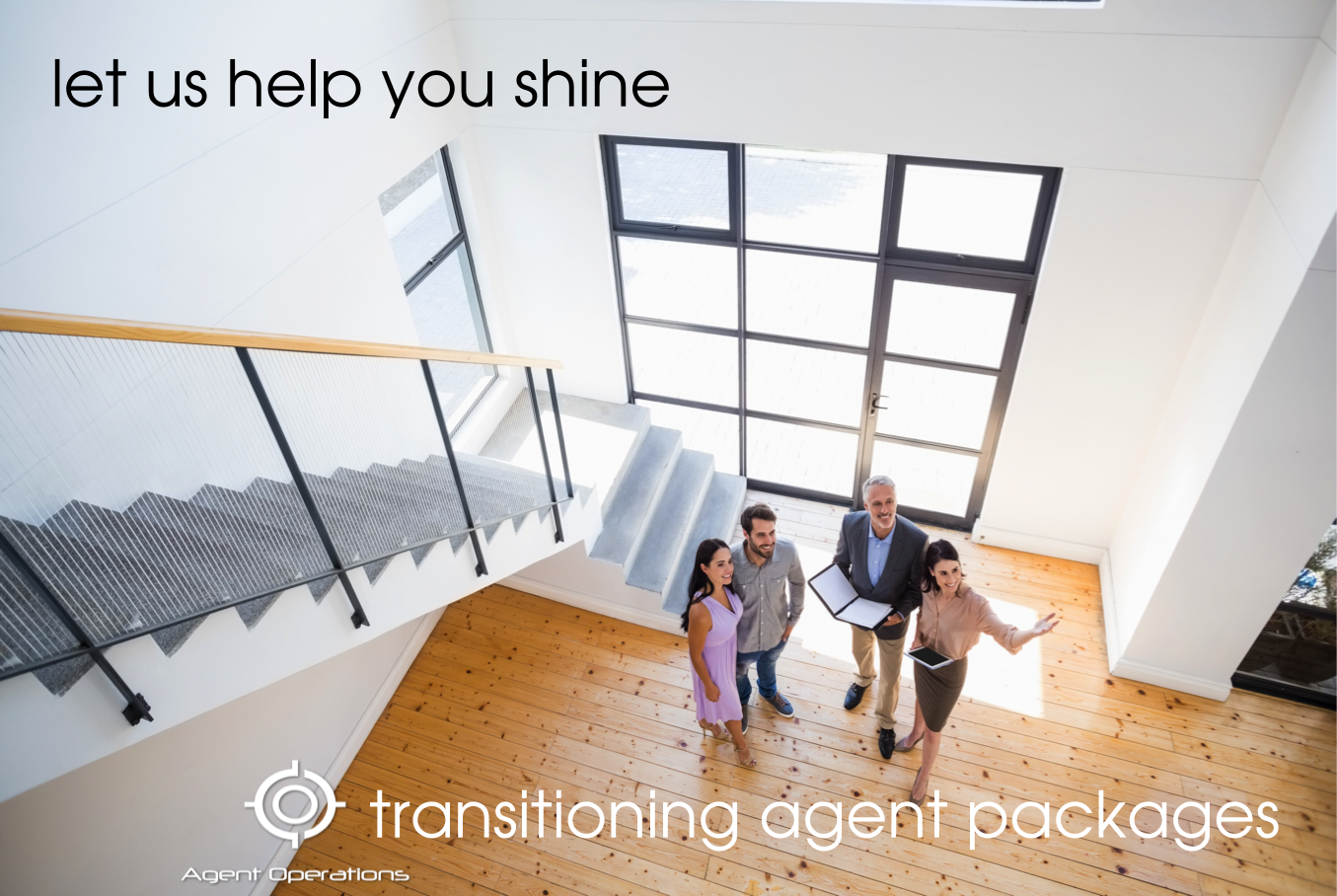 Transitioning Agent Package Product Image