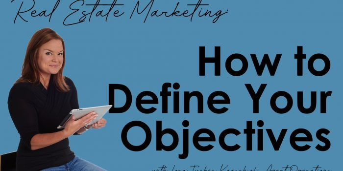Define your marketing audience real estate marketing plan realtor marketing agent operations