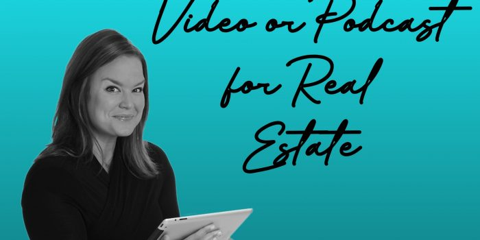 video ideas for real estate