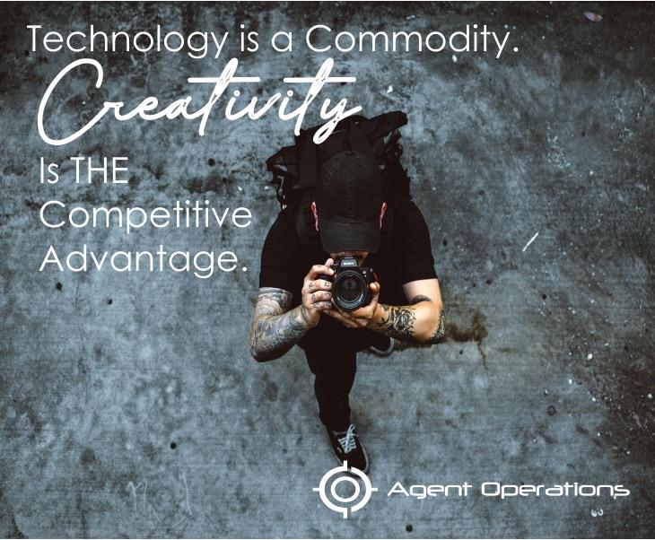 real estate marketing creativity is a competitive advantage
