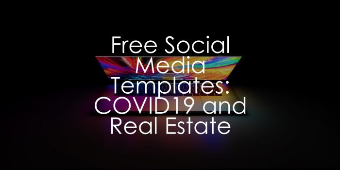 COVID19 Business Continuity Social Media Post Templates for Real Estate Professionals Agent Operations