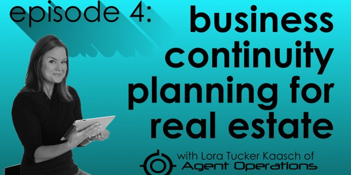 business continuity planning for real estate covid19
