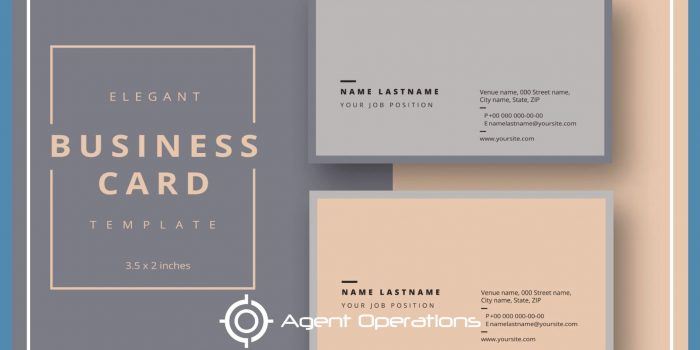 How to Design a Business Card for Real Estate